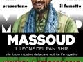 6 ottobre 2016 Torino - Massoud