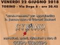 22 giugno 2018 Torino Vi presento Cyrano