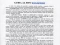 22 febbraio 2002 Volantino - Guida al sito Lorien