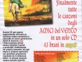 2009 - Locandina - Amici del Vento Opera Omnia