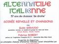 11 ottobre 202 Nizza (Francia) - Presentazione della Lorien