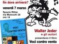 7 marzo 2014 Milano - Presentazione Voci Controvento