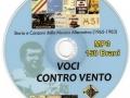 2012 - Voci contro vento - CD MP3