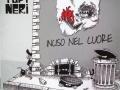 """2015 - CD 03115 - Topi Neri """"Inciso nel cuore"""" - CD"""