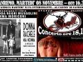 8 novembre 2016 Sanremo (IM)